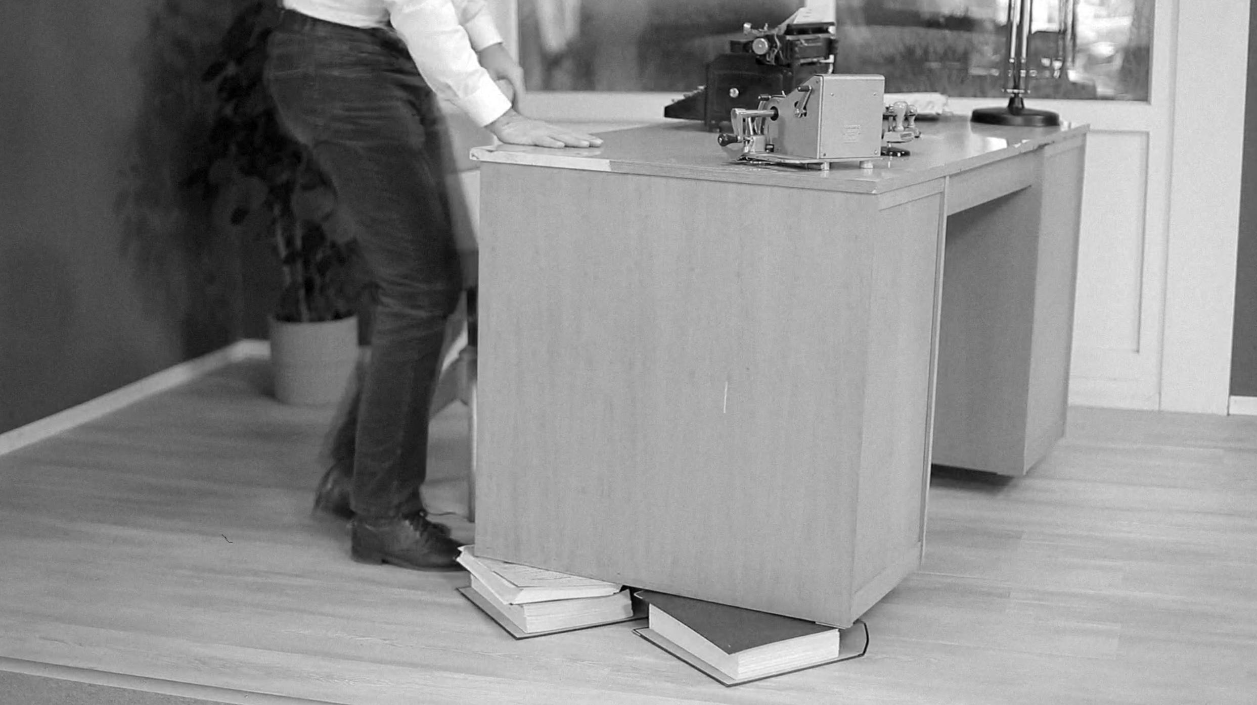 Steh-Sitz-Schreibtische